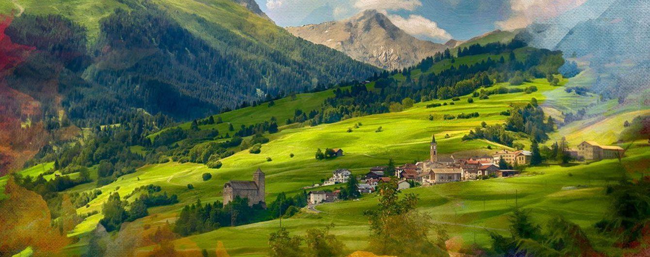 Східна Швейцарія та Ліхтенштейн: маршрут подорожі на один тиждень