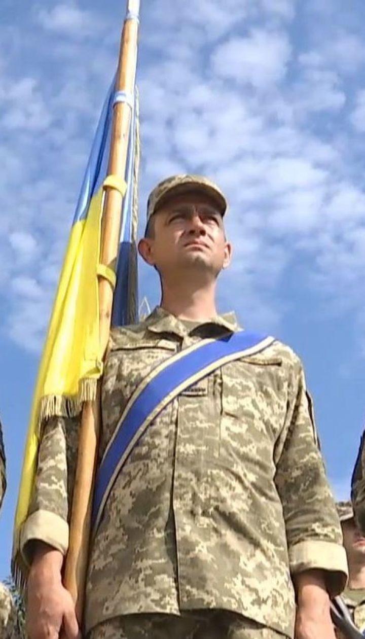 Повернення додому: з передової на Дніпропетровщину повернулися бійці 93-ї бригади