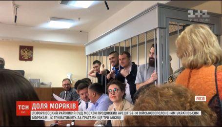 Чуда не произошло: Лефортовский суд снова полностью удовлетворил ходатайство следователей ФСБ