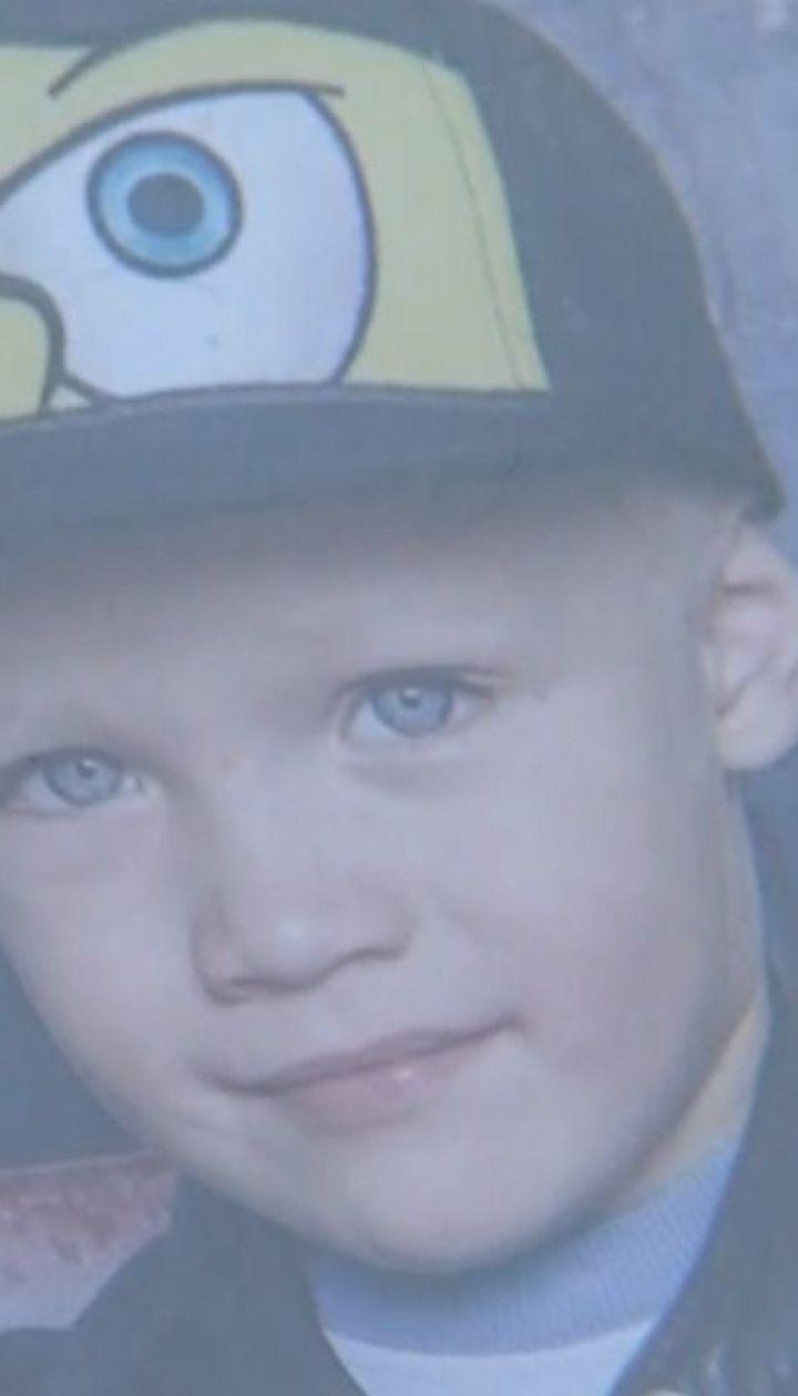 Підозру у вбивстві 5-річного Кирила отримав цивільний Дмитро Кривошея