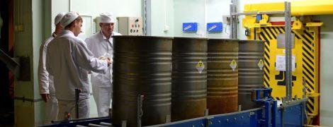 На ЧАЭС начал работать завод по переработке жидких радиоактивных отходов