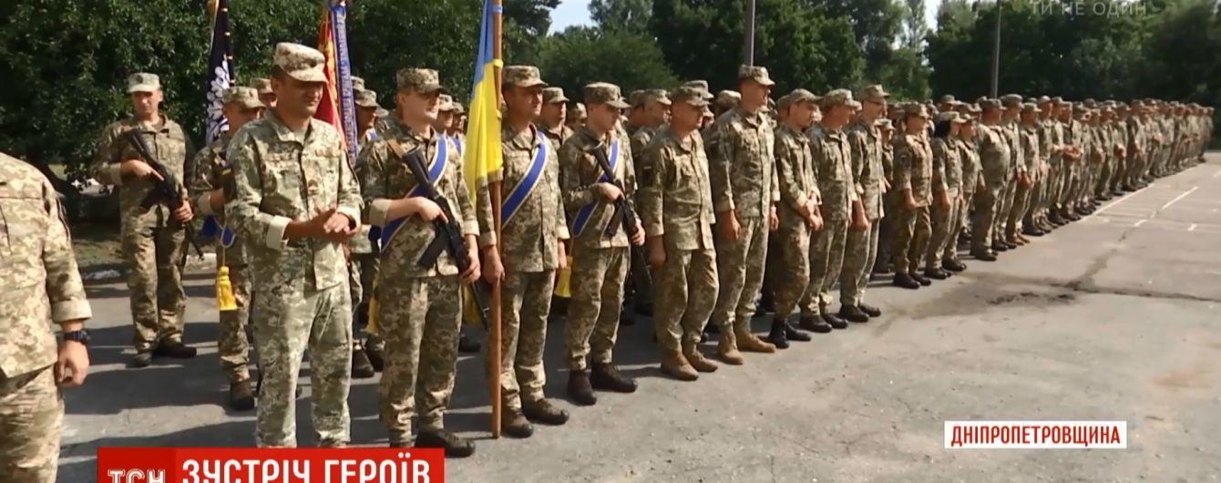 Легендарна 93-тя бригада вийшла на ротацію із зони ООС