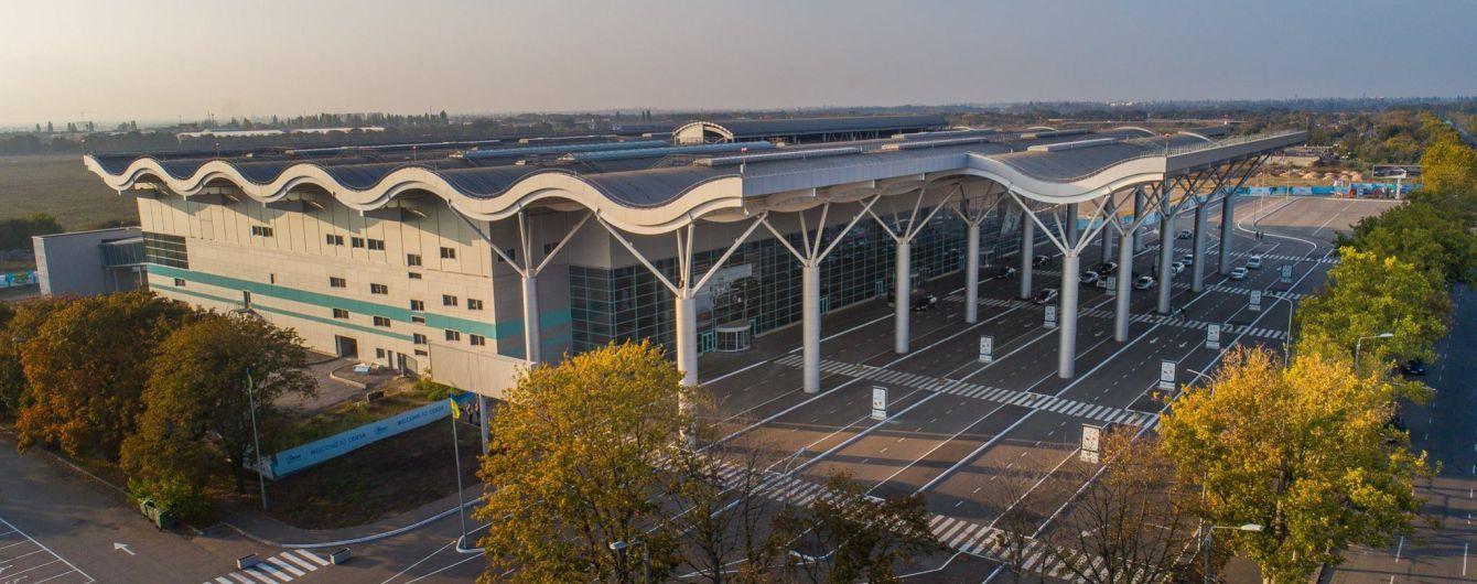 """Из нового терминала аэропорта """"Одесса"""" будет осуществлен первый внутренний рейс в Киев"""