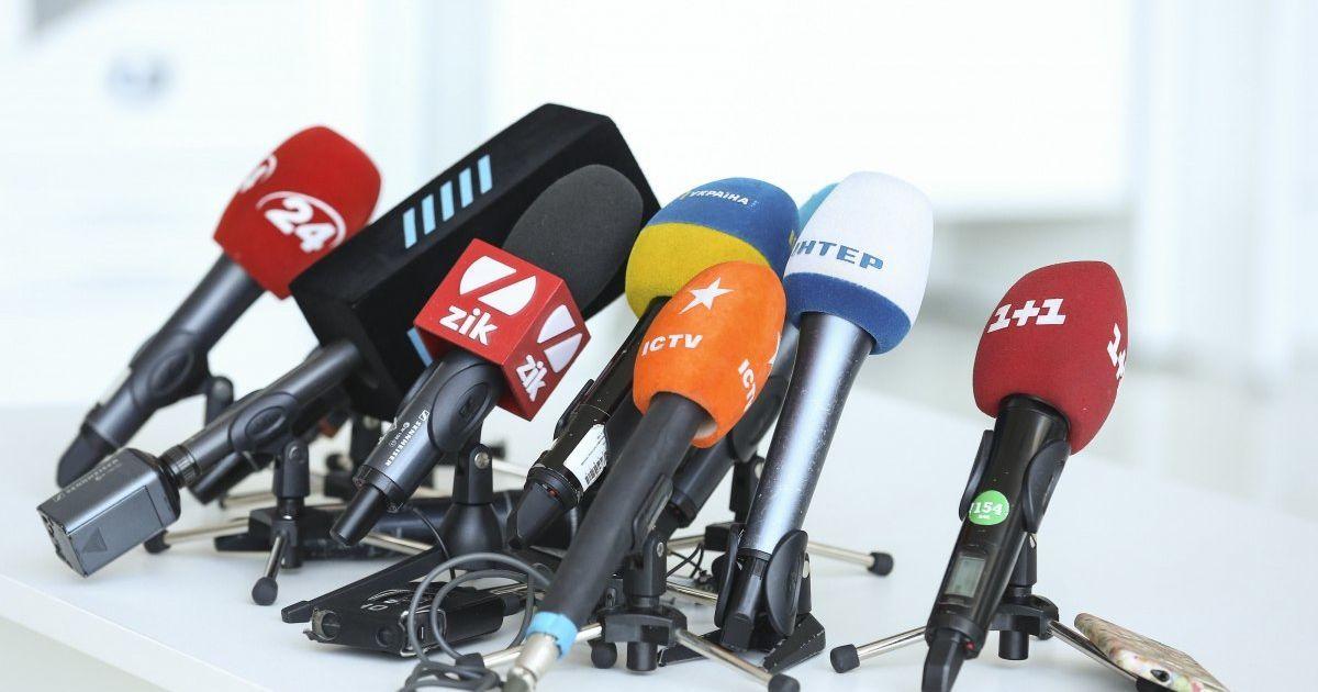 Журналістів не пустили до ложі преси Ради