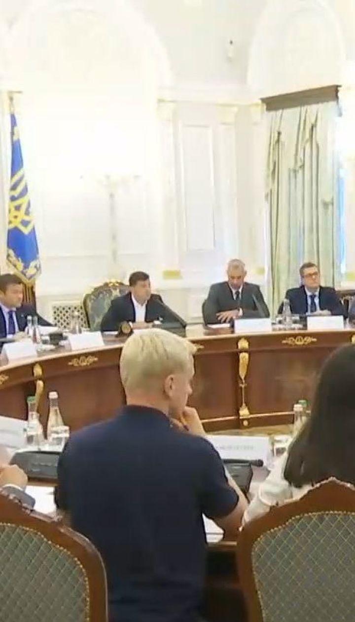 Голова НАЗК Мангул єдиний, хто не відвідав засідання Нацради з антикорупційної політики