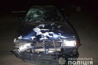 """На Запоріжжі п'яний водій під """"кайфом"""" на смерть збив двох велосипедистів"""