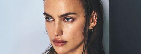 """Эффектная Ирина Шейк украсила Vogue со своим звездным """"двойником"""""""