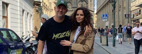 Десь на вулицях Праги: Каменських і Потап поділилися знімками з чудового вікенду