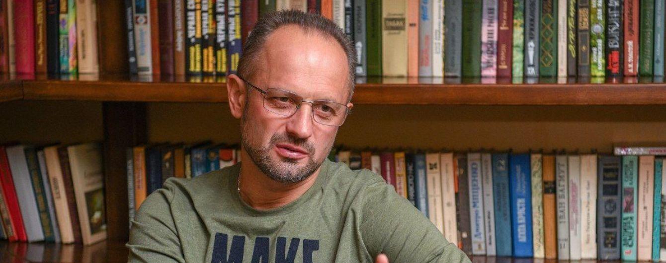 Зеленский уволил Безсмертного. Он узнал о таком решении из СМИ