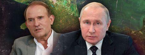 Оливер Стоун, Медведчук и Крым