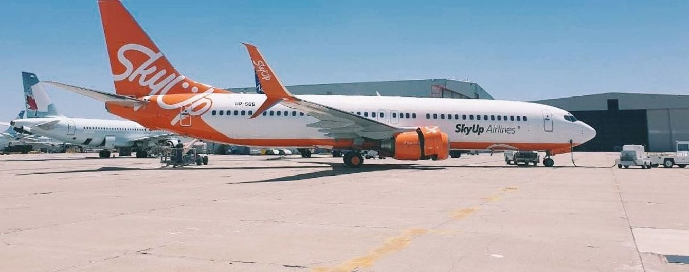SkyUp открывает рейсы Киев – Бари