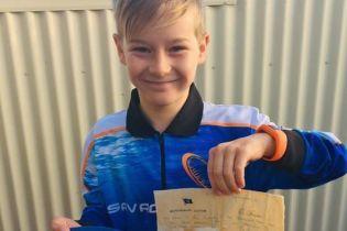 Австралийский школьник нашел бутылку с письмом, которая плыла к берегу полстолетия