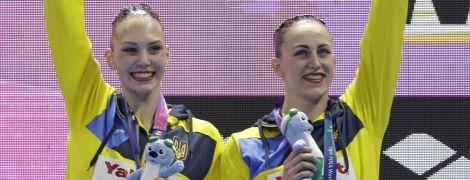 Українські синхроністки виграли четверту медаль на ЧС-2019