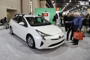 В Америке в Toyota отсудили $16 млн из-за дефекта в Prius