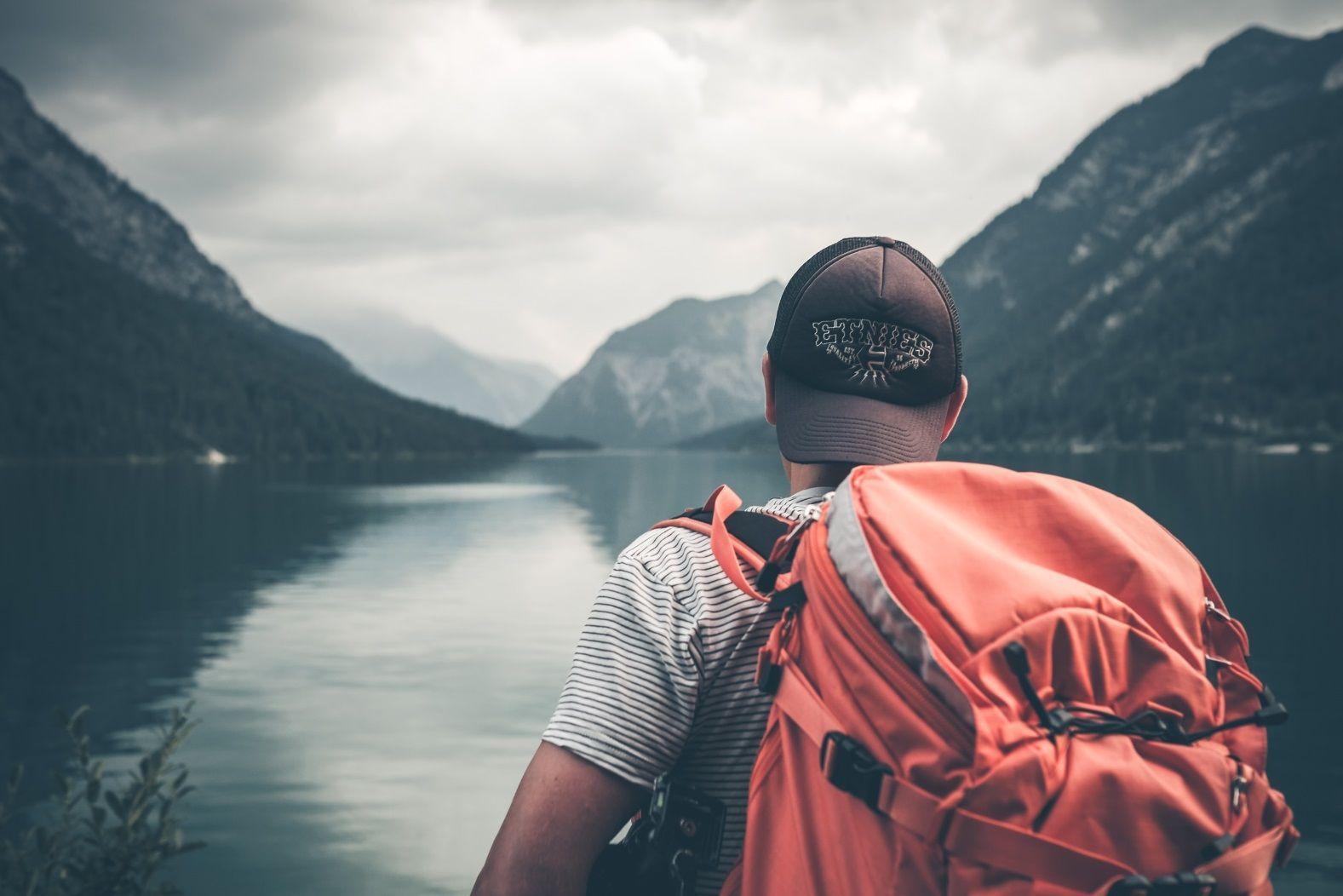путешествие, турист