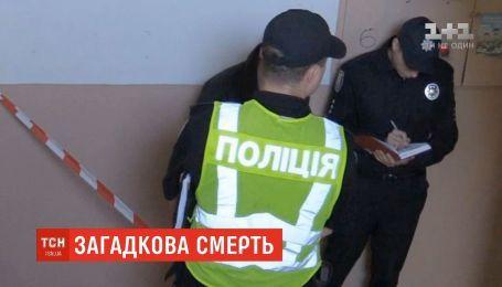 В Киеве в квартире нашли мертвой 52-летнюю женщину со следами насильственной смерти