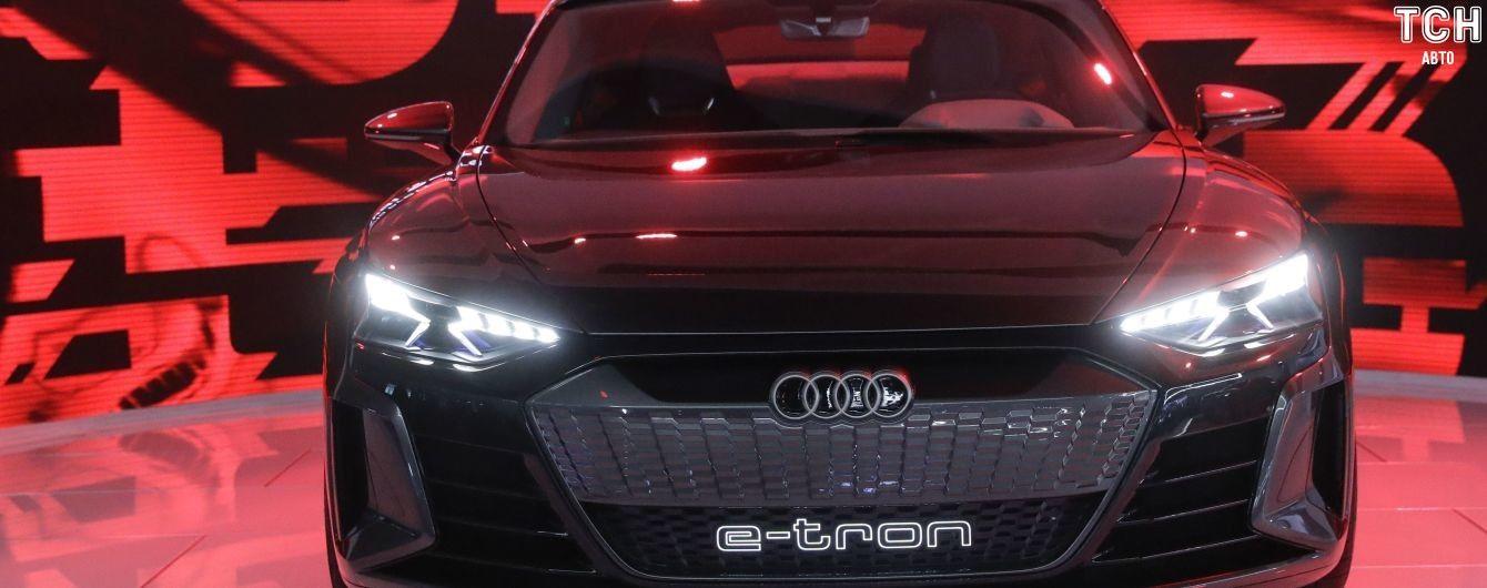 Audi готовится к производству электрогиперкара e-tron GT