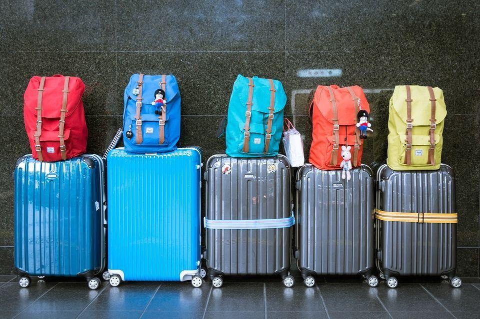 Багаж, валізи
