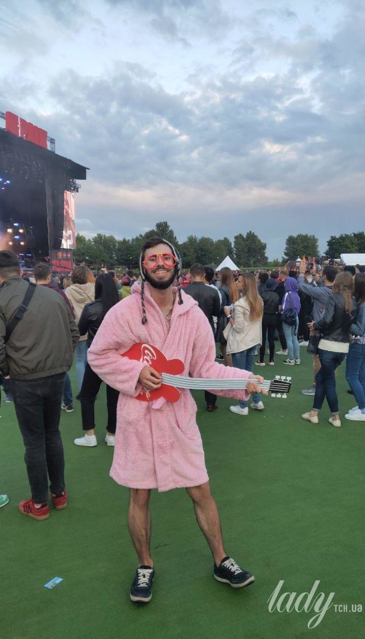 Thirty Seconds to Mars на UPark Festival