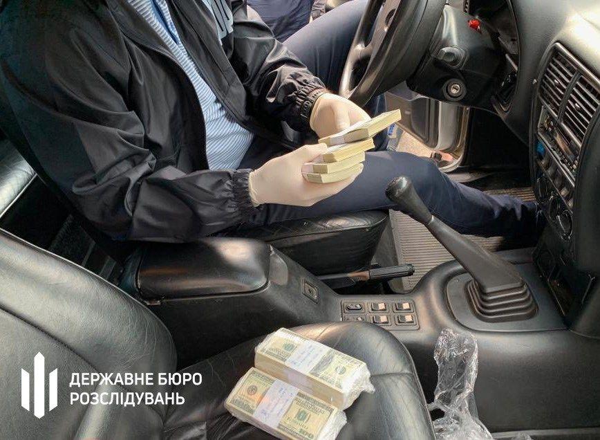 затримання голови Рокитнівської РДА на Рівненщині на хабарі_2