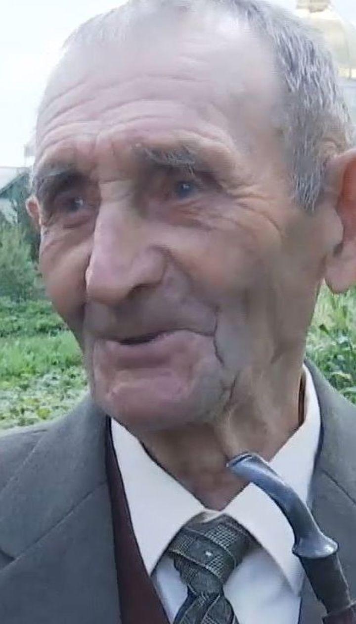 Довгожителю з Тернопільщини Петру Федаку виповнилося 102 роки