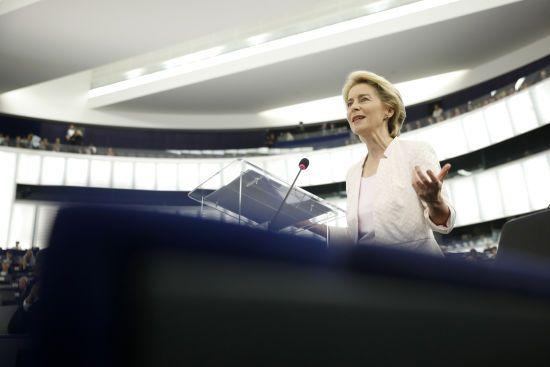 """""""Кремль не прощає слабкості"""": нова глава Єврокомісії виступила за збереження санкцій проти Росії"""