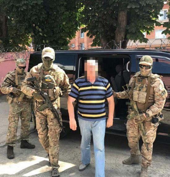 На Полтавщині контррозвідка викрила експрацівника МВС, який шпигував на користь Росії