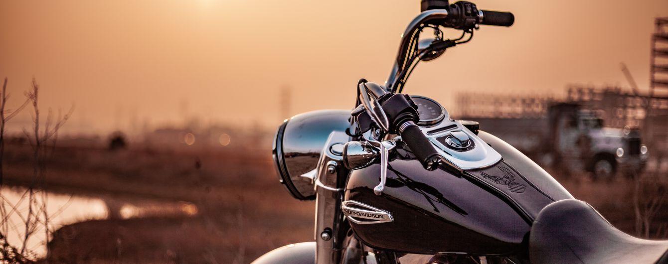 Украинцы все чаще покупают мотоциклы