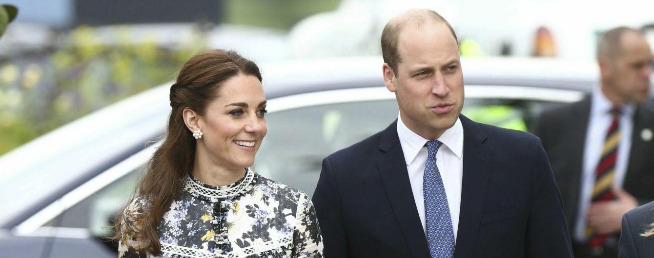 Кейт Міддлтон і принц Вільям з дітьми вирушили у відпустку