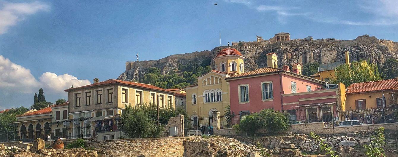Мощное землетрясение всколыхнуло Афины
