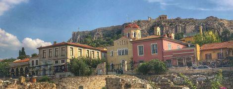 Потужний землетрус сколихнув Афіни