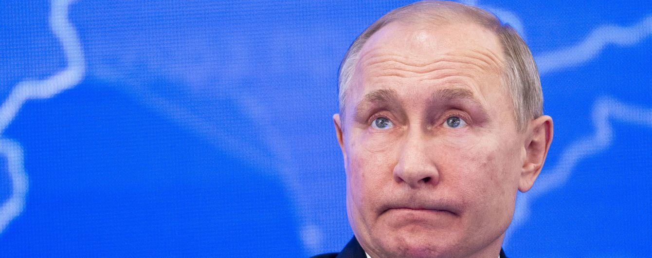 Путин назвал Израиль русскоязычной страной