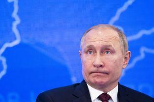 Путин предупредил о гонке вооружений после остановления действия ракетного договора