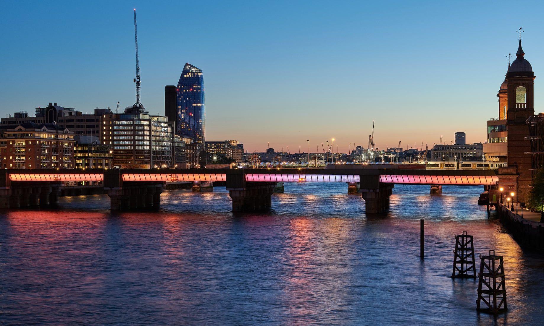 Темза, мосты, Лондон