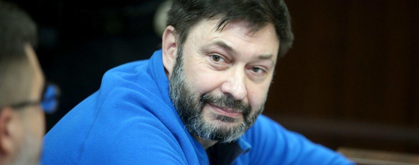 Суд продлил арест Вышинского еще на два месяца