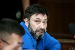 Вышинский вряд ли приедет на суд в Украину