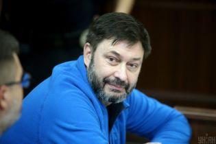 """Руководитель """"РИА Новости Украина"""" Вышинский не изменил отношение к своему вероятному обмену"""