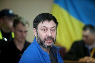 """Руководитель """"РИА Новости Украина"""" Вышинский согласился на обмен удерживаемыми между Украиной и Россией"""