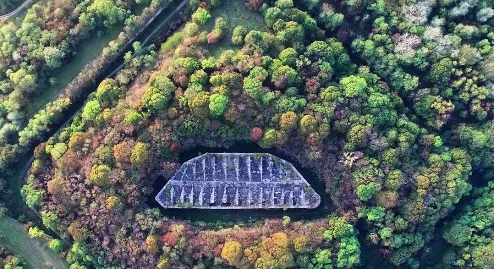 Тараканівський форт — одне з наймістичніших місць в Україні — Туризм — tsn.ua