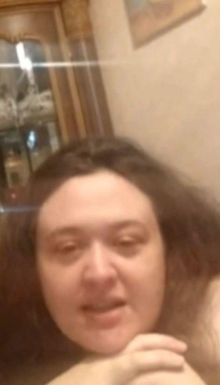 Багатодітну маму Юлію Сусляк відпустили просто із зали суду у Грузії