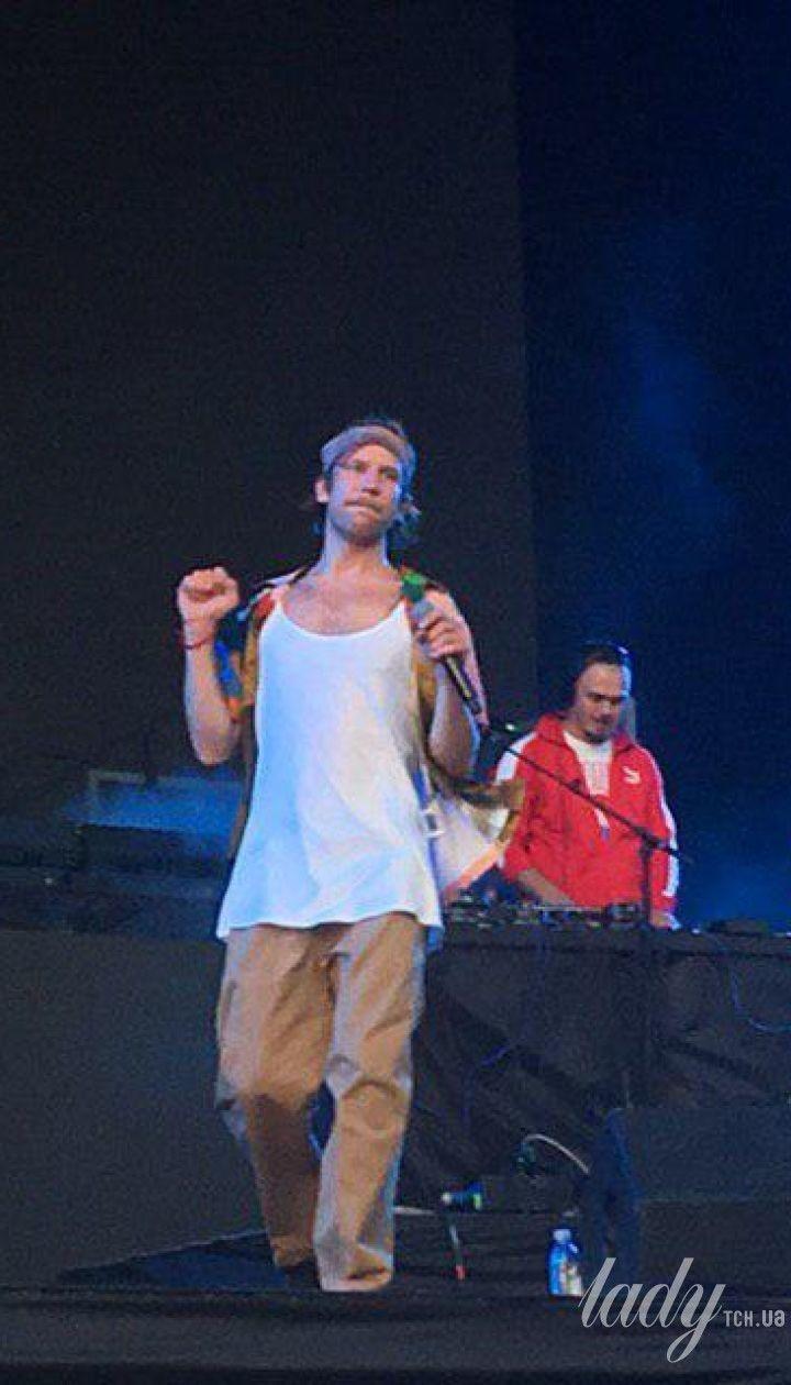 Иван Дорн на UPark Festival