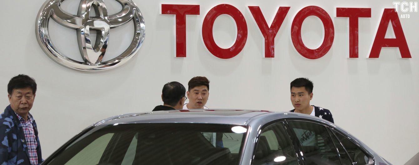 Toyota отзывает 3,4 млн авто из-за опасного дефекта