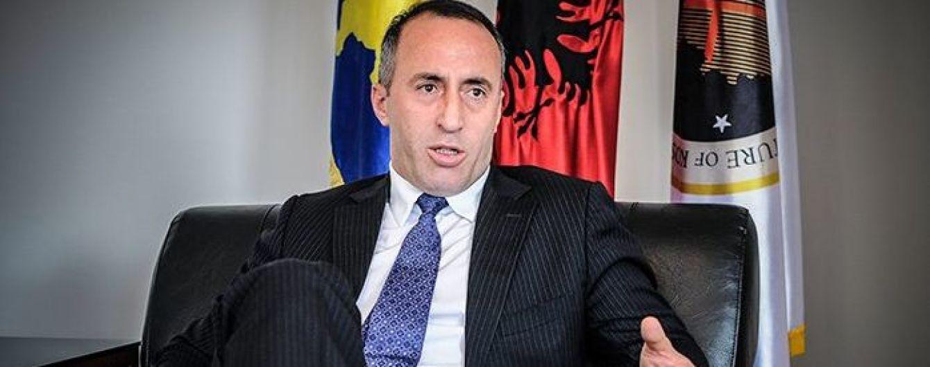 Прем'єр Косова подав у відставку через виклик на Міжнародний трибунал у Гаазі