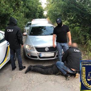 На Винничине задержали двух патрульных за более 50 случаев взяточничества