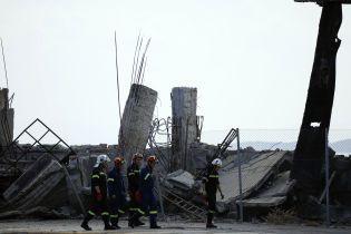 В результате землетрясения в Греции пострадали две женщины
