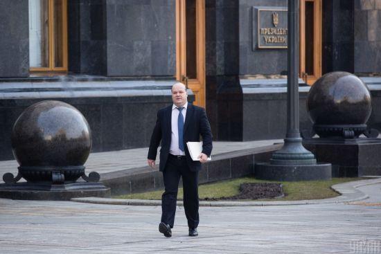 Посол України у США Чалий відреагував на своє звільнення з посади