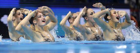 Украинки выиграли шестую медаль в артистическом плавании на Чемпионате мира в Кванджу