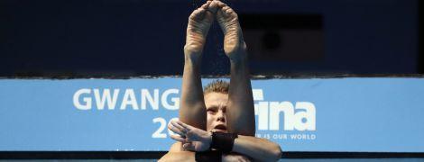 13-летний украинский прыгун в воду остановился в шаге от медали Чемпионата мира