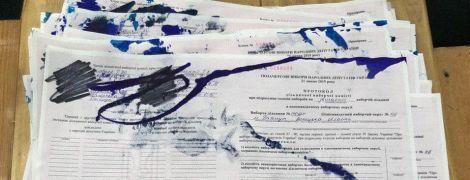 От 7 до 10 лет заключения. В Бахмуте выявили уже подписанные протоколы голосования