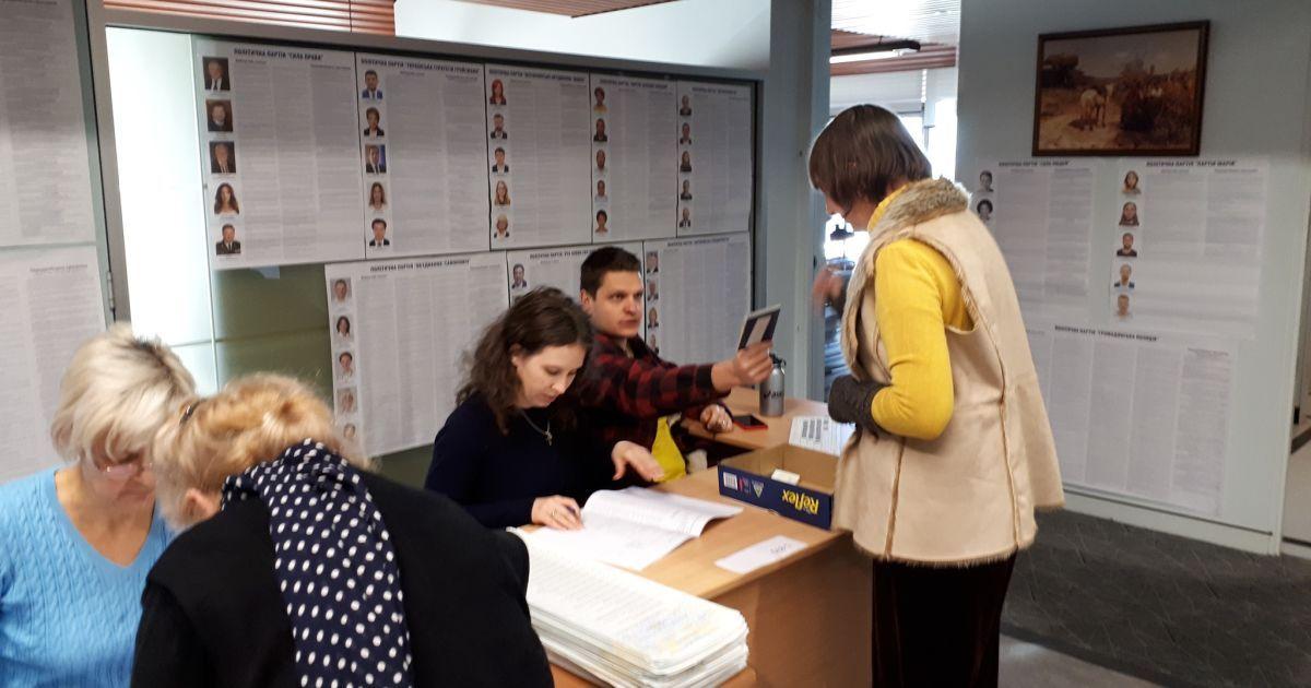 Украинцы Австралии первыми начали голосование на парламенстьких выборах 21 июля @ Free Thought / Вільна Думка